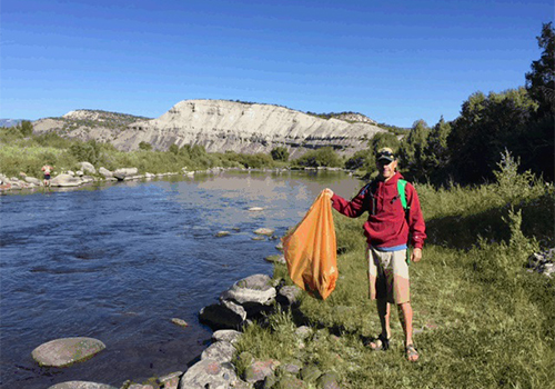 river clean up for sustainability programs