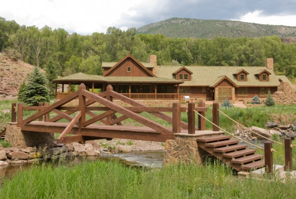 Colorado Fishing Retreat, General Contractor